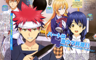 Shokugeki No Soma Costume 19 Widescreen Wallpaper