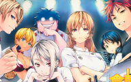 Shokugeki No Soma Costume 9 Cool Hd Wallpaper