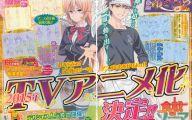 Shokugeki No Soma Manga 19 Anime Wallpaper