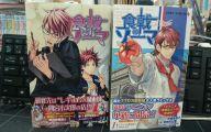 Shokugeki No Soma Manga 9 Desktop Background