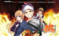 Shokugeki No Soma Wallpaper 17 Hd Wallpaper
