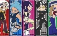 Soul Eater Character 23 Background Wallpaper