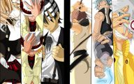 Soul Eater Main Characters 19 Anime Background