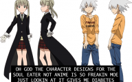 Soul Eater Main Characters 23 Hd Wallpaper