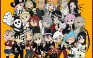 Soul Eater Main Characters 6 Desktop Background