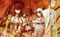 Steins: Gate Anime 1 Background Wallpaper