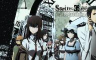 Steins: Gate Anime 17 Background Wallpaper