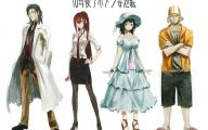 Steins: Gate Anime 23 Cool Wallpaper