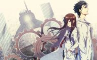 Steins: Gate Anime 7 Widescreen Wallpaper
