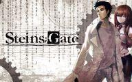 Steins: Gate Anime 8 Free Wallpaper