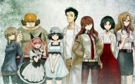 Steins: Gate Novel 15 Desktop Wallpaper