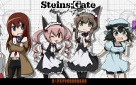 Steins: Gate Novel 16 High Resolution Wallpaper