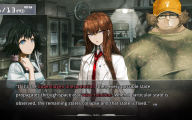 Steins: Gate Novel 19 Anime Background