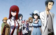 Steins: Gate Novel 26 Free Wallpaper