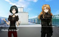 Steins: Gate Novel 30 Anime Background