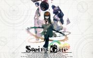 Steins: Gate Novel 36 Anime Background