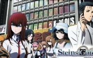 Steins: Gate Poster 38 Anime Wallpaper