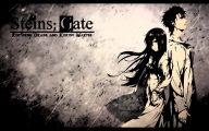 Steins: Gate Poster 8 Anime Background