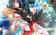Sword Art Online Anime Online 27 Widescreen Wallpaper