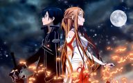 Sword Art Online Cartoon Character 1 Cool Hd Wallpaper