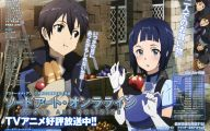 Sword Art Online Cartoon Character 10 Anime Wallpaper
