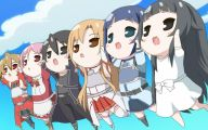 Sword Art Online Cartoon Character 14 Cool Hd Wallpaper