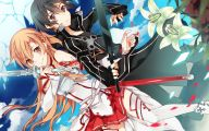 Sword Art Online Cartoon Character 26 Cool Hd Wallpaper