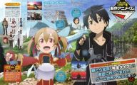 Sword Art Online Cartoon Character 34 Free Hd Wallpaper
