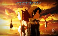 Sword Art Online Cartoon Character 36 Wide Wallpaper