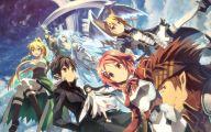 Sword Art Online For Free 1 Widescreen Wallpaper