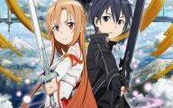 Sword Art Online For Free 25 Widescreen Wallpaper