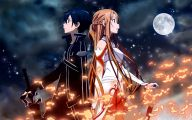 Sword Art Online For Free 4 Anime Background