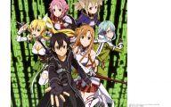 Sword Art Online Series 24 Anime Wallpaper