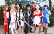 Sword Art Online Series Online 22 Wide Wallpaper