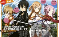 Sword Art Online Series Online 25 Desktop Background