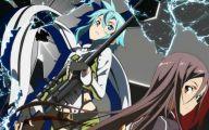 Sword Art Online Series Online 29 High Resolution Wallpaper