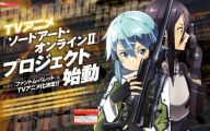 Sword Art Online Series Online 9 Desktop Wallpaper