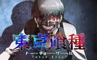 Tokyo Ghoul Anime Series 12 Widescreen Wallpaper