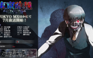 Tokyo Ghoul Characters 13 Widescreen Wallpaper