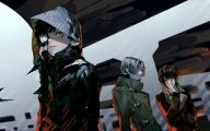Tokyo Ghoul Characters 27 Background Wallpaper