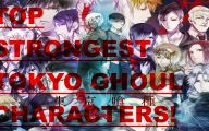 Tokyo Ghoul Characters 35 High Resolution Wallpaper