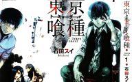Tokyo Ghoul Manga 1 Desktop Wallpaper