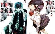 Tokyo Ghoul Manga 35 Free Wallpaper