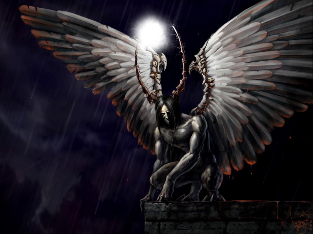 Anime dark angel girl 25 anime wallpaper - Angel girl wallpaper ...