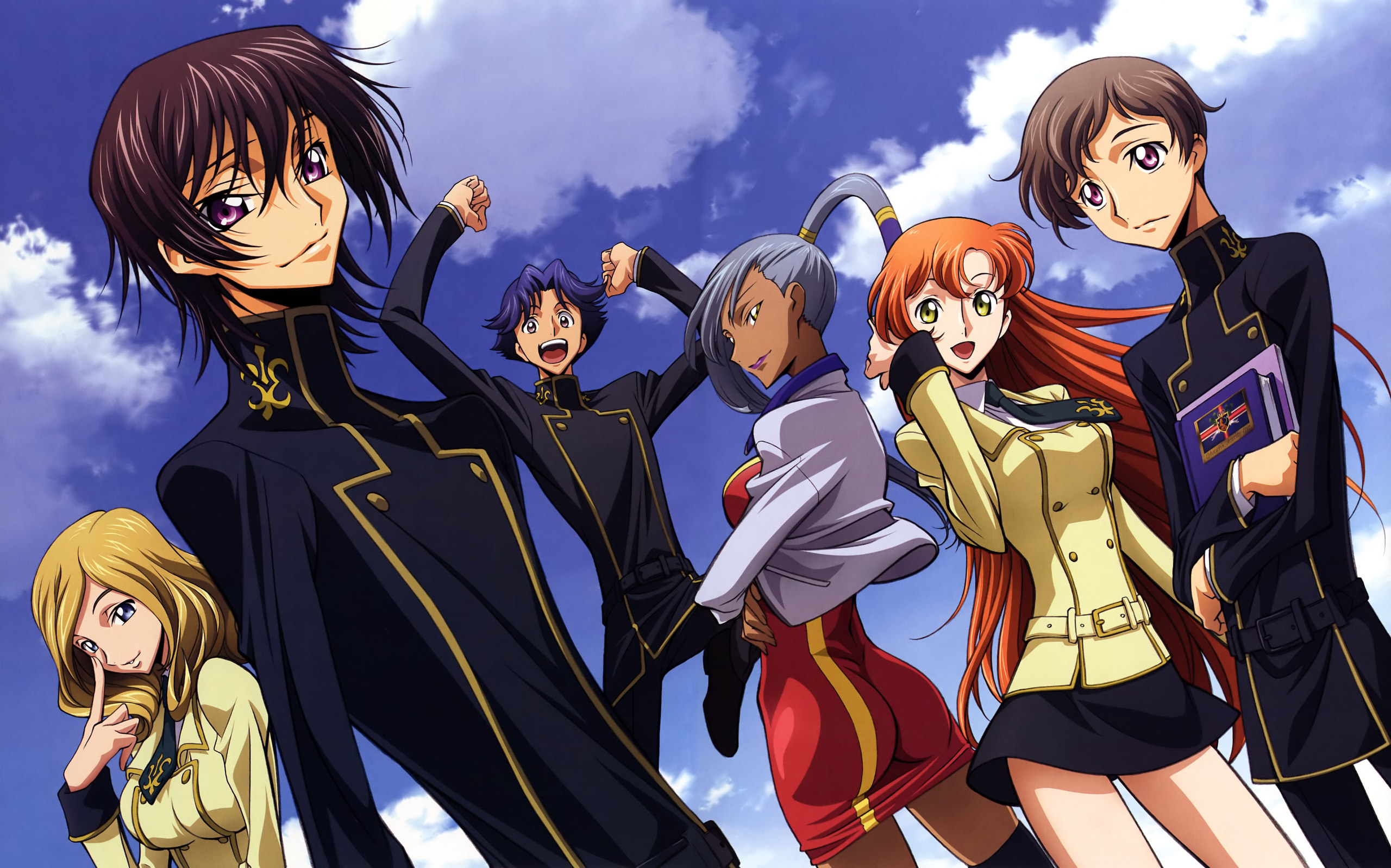 Code Geass Season 3 11 Cool Wallpaper