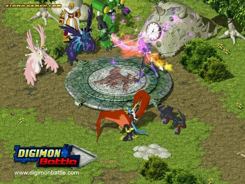 Digimon Games 12 Cool Wallpaper