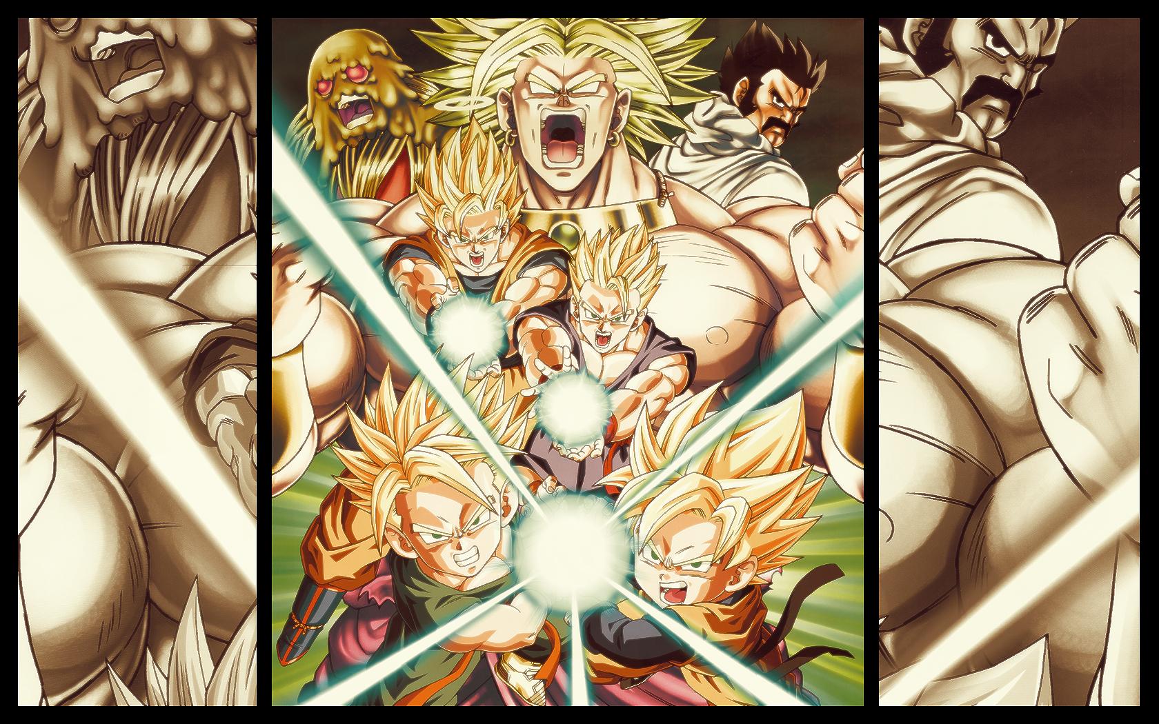 Dragon Ball Z Games 11 Desktop Wallpaper Animewpcom