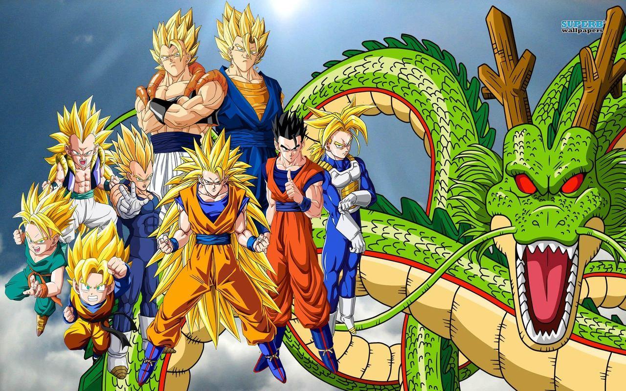 Dragon Ball Z Games 14 Cool Hd Wallpaper