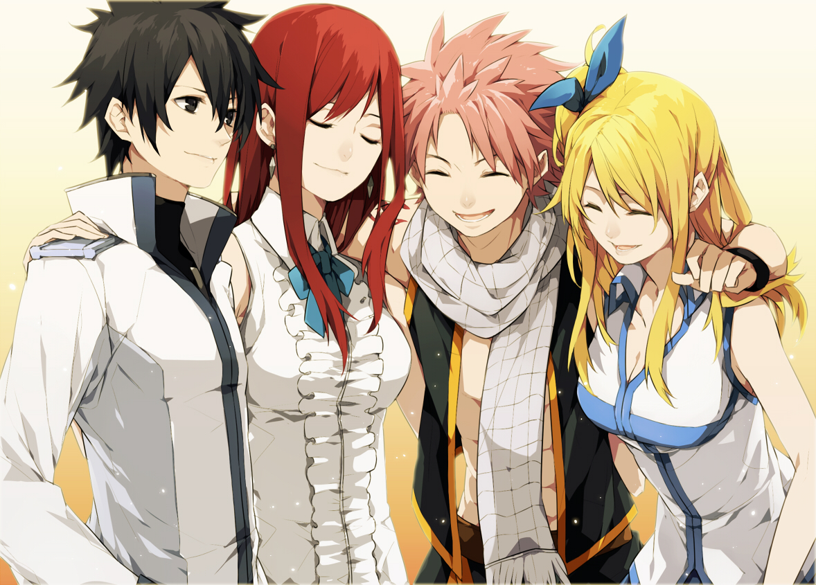 Fairy Tail  10 Background Wallpaper
