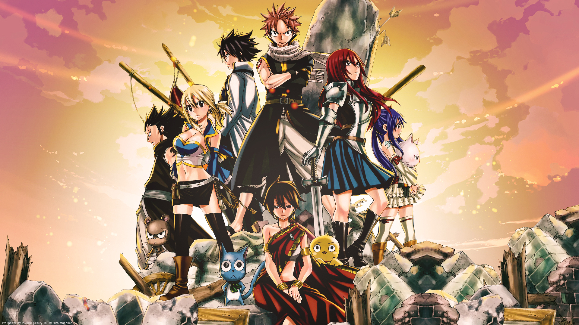 Fairy Tail  43 Free Wallpaper